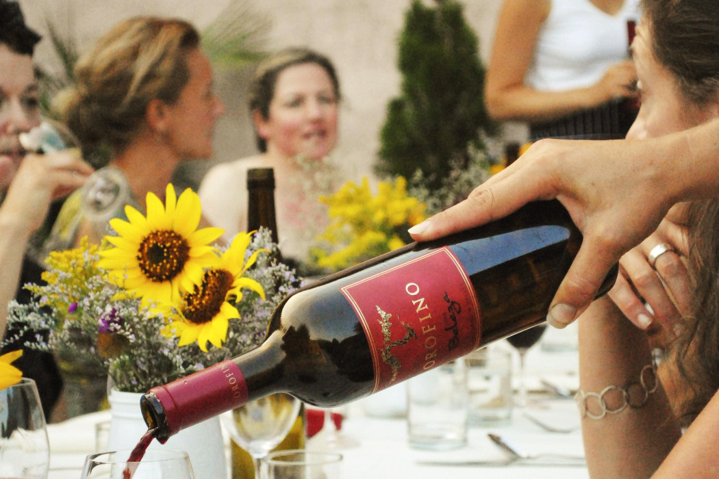 Orofino Vineyards Long Table Dinner