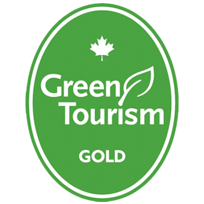 Orofino Vineyards Green Tourism Gold